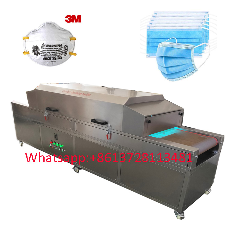 3M High quality UV sterilizer for face mask and N95 face mask